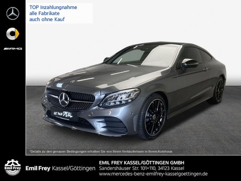 Mercedes-Benz C 200 Coupe SPORTSTYLE Edition