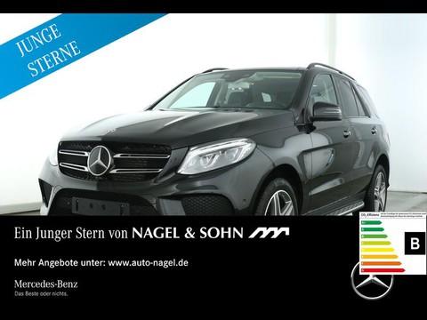 Mercedes GLE 350 d AMG-Line