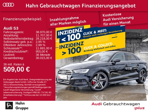 Audi S3 2.0 TFSI qu Limousine