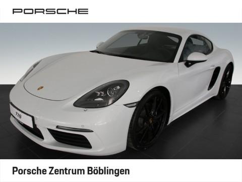 Porsche Cayman 718 CONNECT PLUS 20