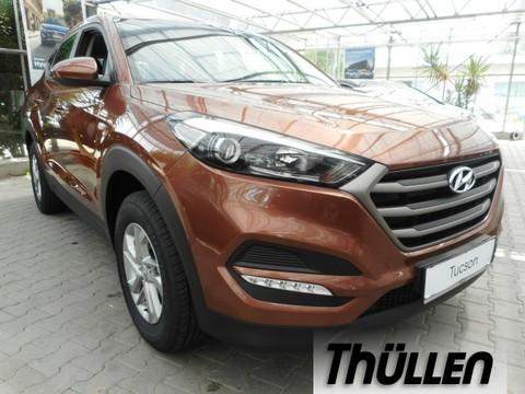 Hyundai Tucson 1.6 Classic Benzin