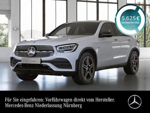Mercedes-Benz GLC 300 de Coupé AMG Night Spur