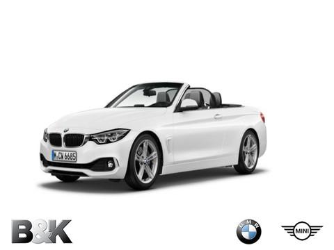 BMW 430 dA Cabrio