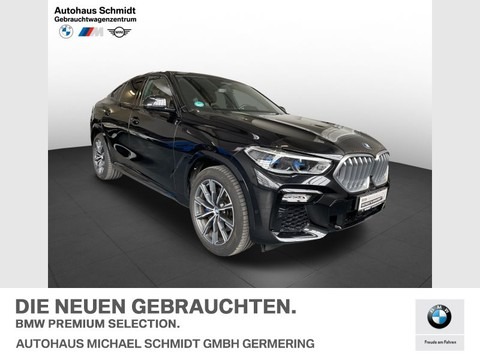 BMW X6 xDrive30d M Sportpaket Gestiksteuerung