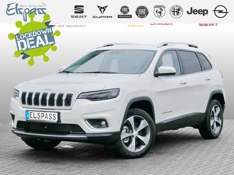 Jeep Cherokee Limited AHKvorb SITZBELÜFT