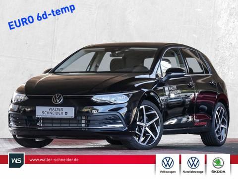 Volkswagen Golf 2.0 TDI VIII Style IQ-Light Clima