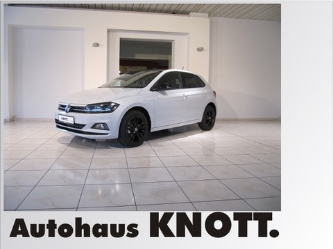 Volkswagen Polo Highl AID Black Style