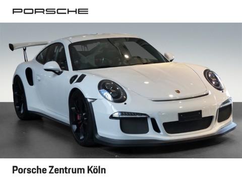 Porsche 991 GT3 Lift Käfig 6-PktGurt