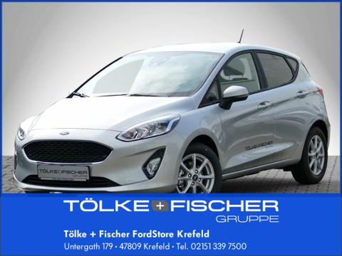 Ford Fiesta 1.0 Cool & Connect EcoBoost Beheizb Frontsch Multif Lenkrad