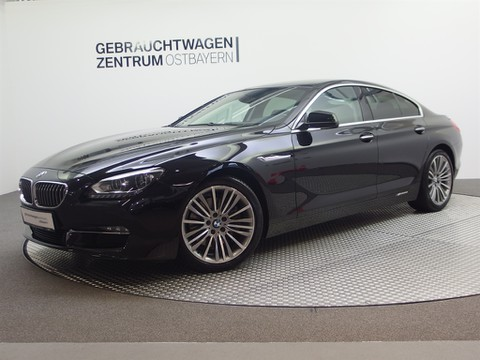 BMW 640 i Gran Coupe Adapt Drive Komfortsitz
