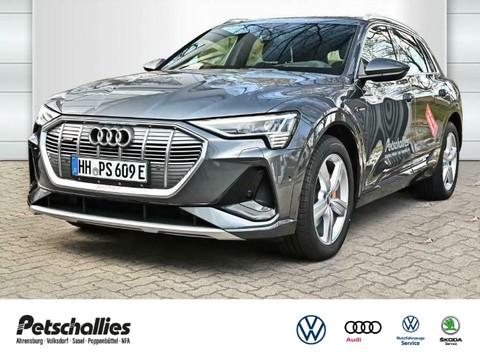 Audi e-tron S line 55 quattro 300&Olufsen