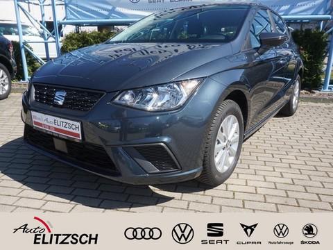 Seat Ibiza 1.0 TSI hinten