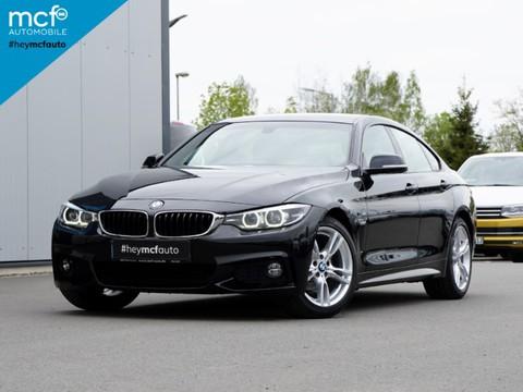 BMW 420 i Gran Coupé M-Sport