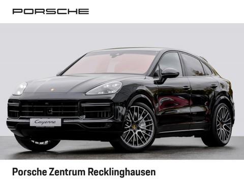 Porsche Cayenne Turbo Coupe Massagesitze
