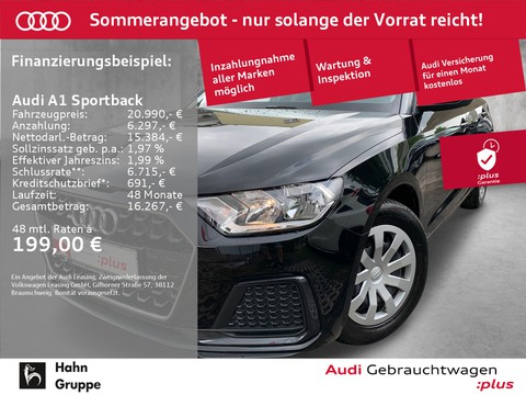 Audi A1 Sportback 25 TFSI Einpark
