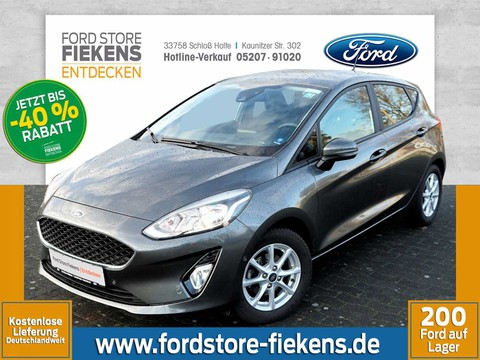 Ford Fiesta 1.1 L COOL&CONNECT