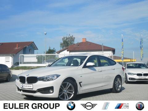 BMW 320 Gran Turismo d Sport Li