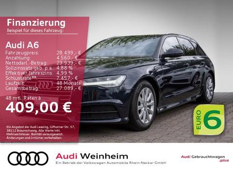 Audi A6 2.0 TFSI qu Avant Automatik