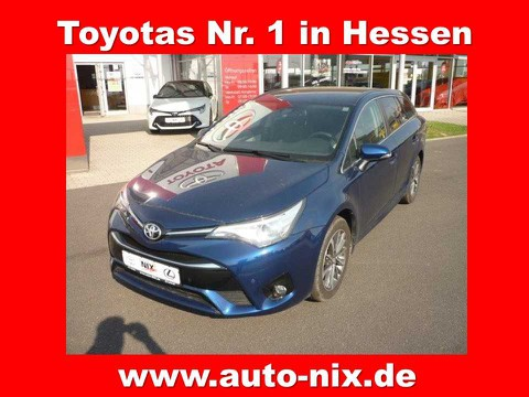 Toyota Avensis 1.8 Sports Multidrive S Business Edition
