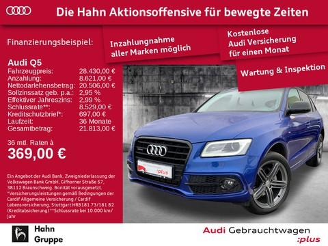 Audi Q5 2.0 TFSI qu a S-line