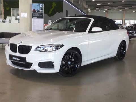 BMW 218 i Cabrio M Sportpaket HiFi