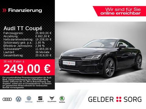 Audi TT 1.8 TFSI Coupe s-line selection MMINavi