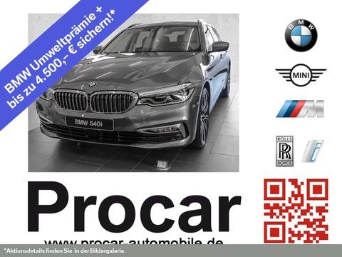 BMW 540 i xDrive Luxury Line Innovationsp TV