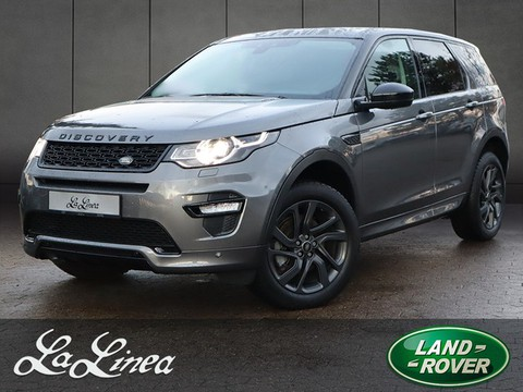 Land Rover Discovery Sport 2.0 TD4 SE Dynamic WinterPaket