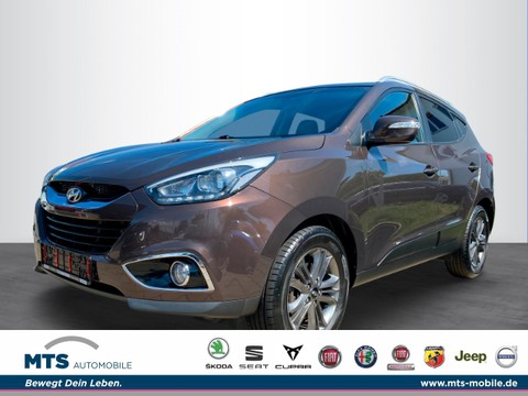 Hyundai ix35 1.7 FIFA World Cup Edition