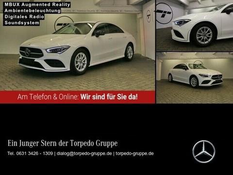 Mercedes-Benz CLA 200 COUPÉ AMG NIGHT MBUX AR S