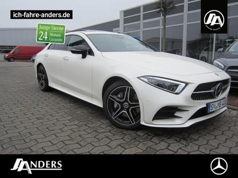 Mercedes-Benz CLS 400 d AMG Burm Wide °