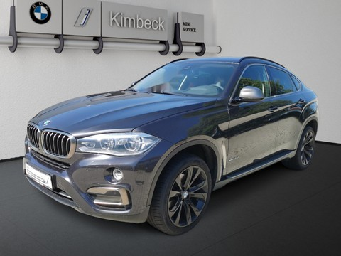 BMW X6 xDrive40d Pure Extravagance