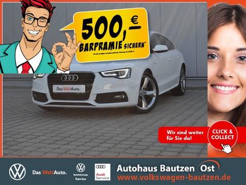 Audi A5 2.0 TDI Sportback S-Line-Sele