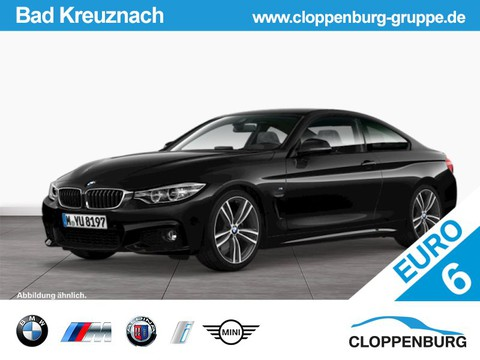 BMW 428 i Coupé M Sportpaket HiFi Prof