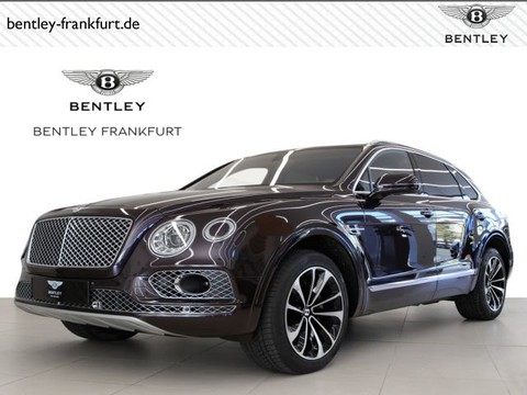 Bentley Bentayga W12 von BENTLEY FRANKFURT