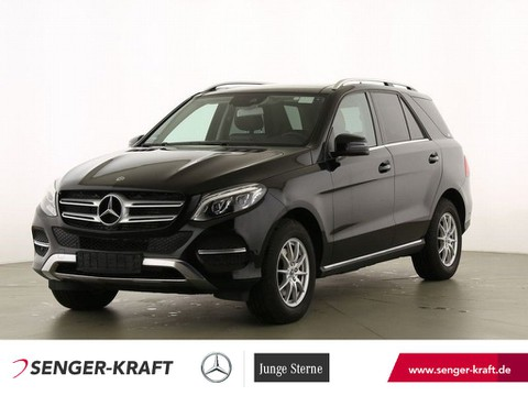 Mercedes GLE 350 undefined