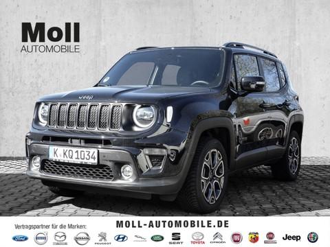 Jeep Renegade 1.3 T-GDI 4xe PLUG-IN Hybrid Automatik