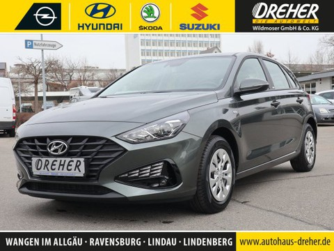 Hyundai i30 FL 48V 120PS SELECT Funktions-Paket Metallic