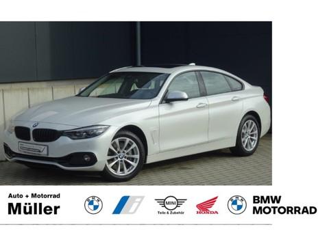BMW 440 Gran Coupe xiA Sport Line Komfortzugang