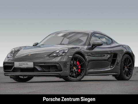 Porsche Cayman 4.0 718 GTS met