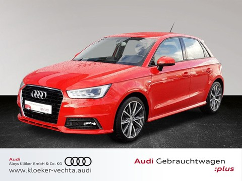 Audi A1 1.0 TFSI Sportback admired