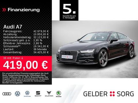 Audi A7 Sportback S-line| |