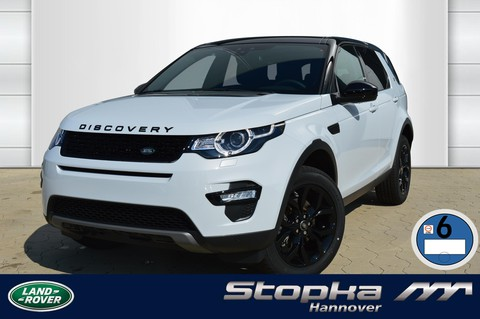 Land Rover Discovery Sport 2.0 l TD4 HSE BlackPack