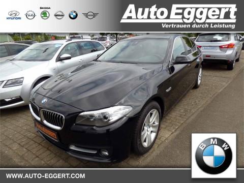 BMW 520 d Multif Lenkrad