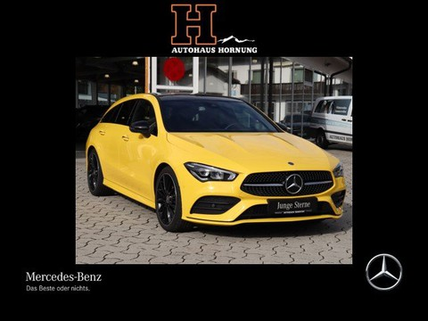 Mercedes-Benz CLA 250 SB AMG Night AMG Burmes