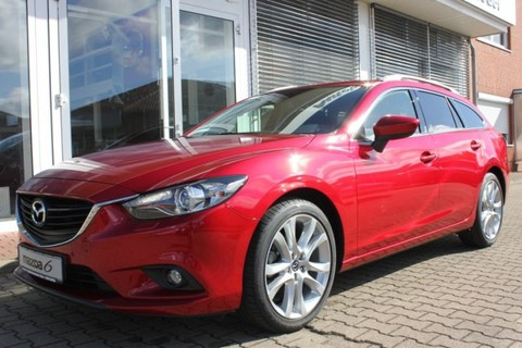 Mazda 6 165 i-ELOOP Techn P