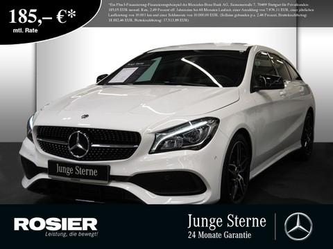 Mercedes-Benz CLA 200 SB AMG Line