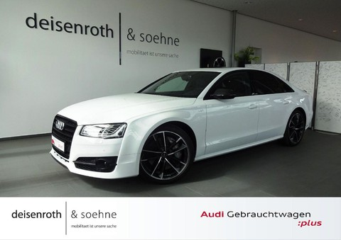 Audi S8 4.0 TFSI plus Rear Seat Carbon