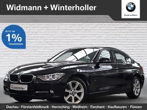 BMW 318 d Limousine Sport Line HiFi