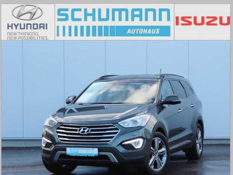 Hyundai Grand Santa Fe 2.2 CRDI Parkass TechnikP
